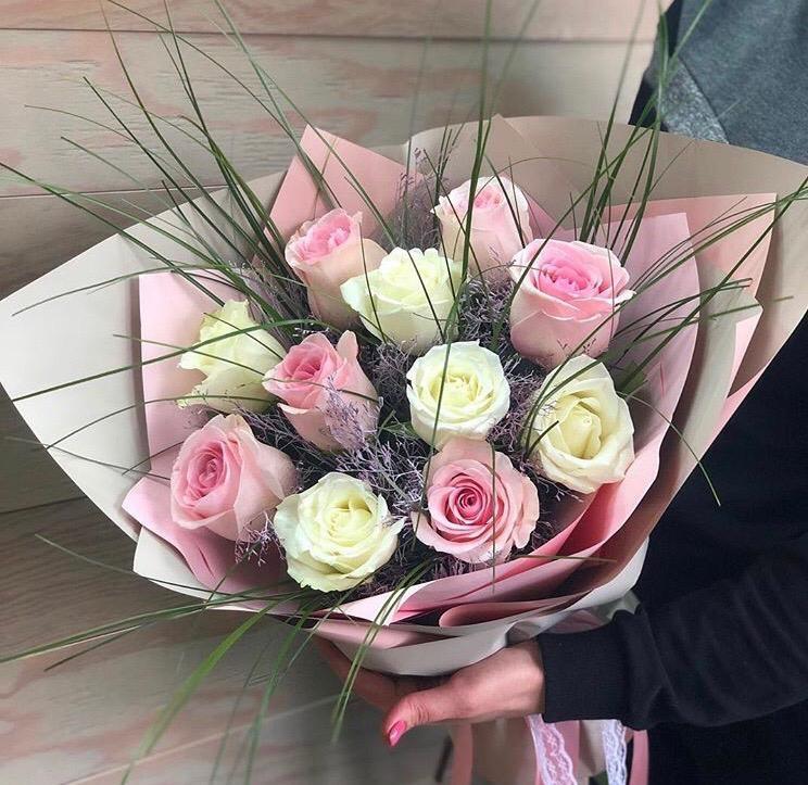 Праздничный букет бк, лилии картинки